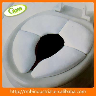 foldable toilet mat