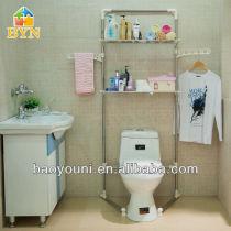 BAOYOUNI bathroom drying rack towel racks for small bathrooms folding towel rack 0053A c1