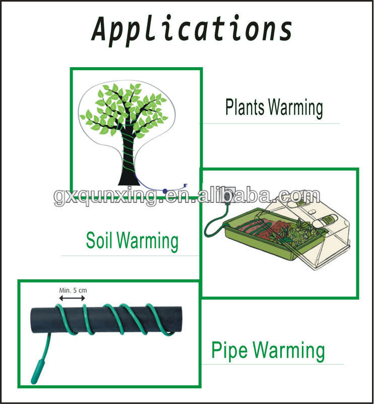 soil warming cable instructions