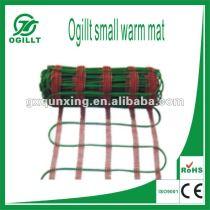 Simple warming mat
