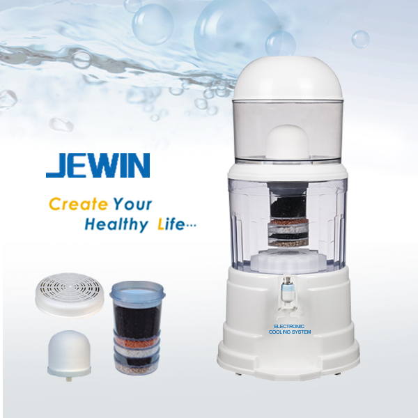 16L Water filter dispenser with CE