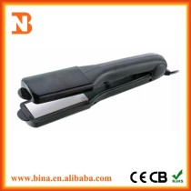 Cheap black wide hair straighteners for sale