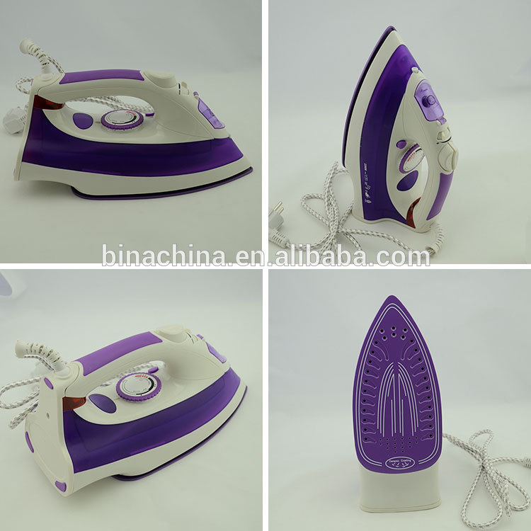 National Electric Iron ~ Home use w professional steam iron buy