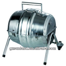 stainless steel table top gas grill