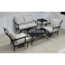 Rattan sofa conversation set