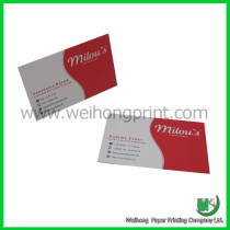 cheap business paper cards printing service