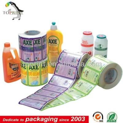 global self adhesive label market 2014 2018