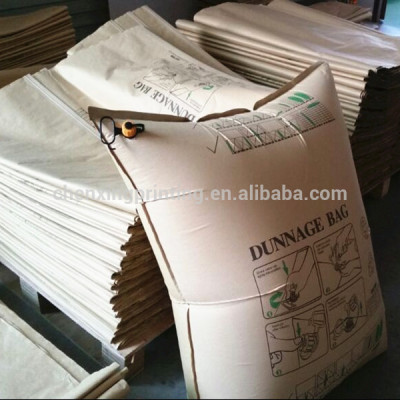 China Recycable Inflator Dunnage Air Bags for Container Factory Price