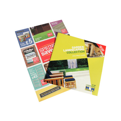 Brochures & Catalogs & Magazines & Instruction Books & Books booklets