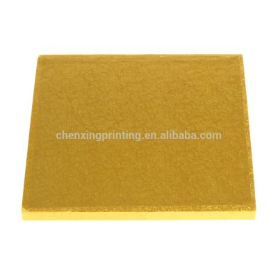Bespoke Cheap Sheet Cake Board Coated Foil Paper Wholesale