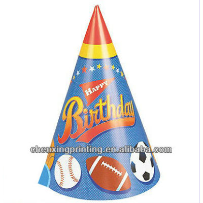 Little Champs Party Hats