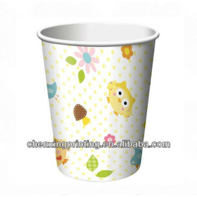 Happi Tree Paper Cups