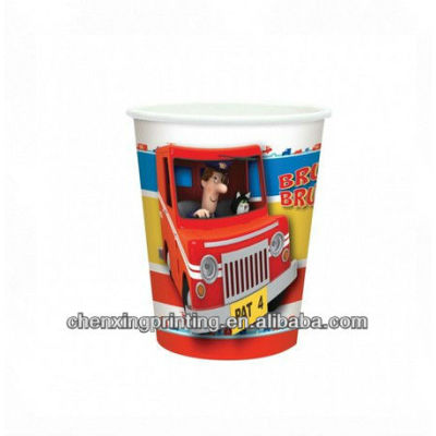 Postman Pat Party - Paper Cups