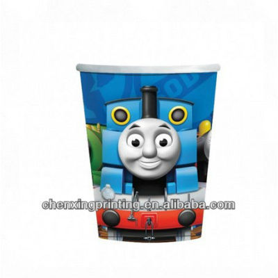 Thomas The Tank Engine Party - Paper Cups
