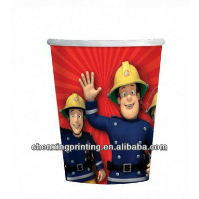 Fireman Sam Party - Paper Cups
