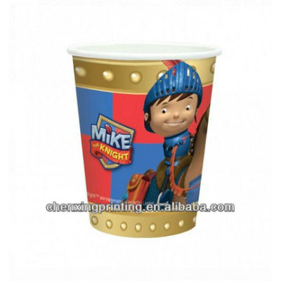 Mike The Knight Party - Paper Cups