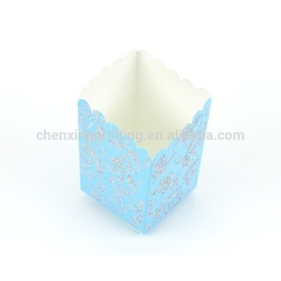 Party Favor Candy Gift Boxes Baby Shower packaging Popcorn cup
