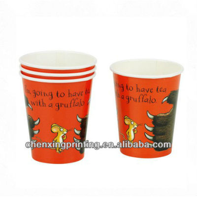 The Gruffalo Party Paper Cups