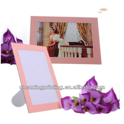 Professional paper photo frame wholesale