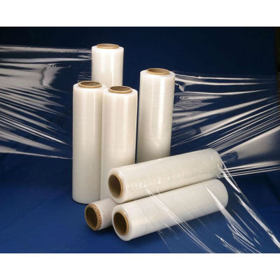 Plastic Core PE Stretch Film