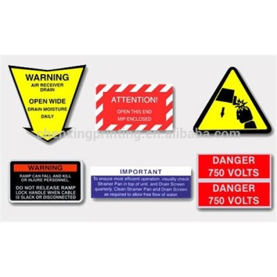 Customized Life indicator Label,Paper Label