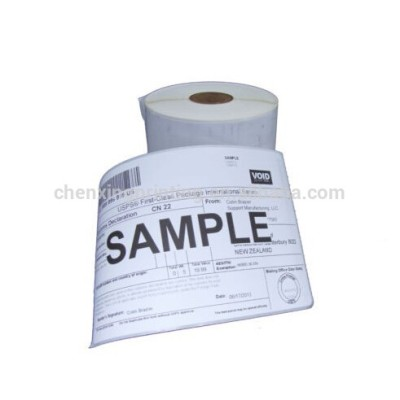shipping labels, Paypal, USPS, UPS Strong self adhesive