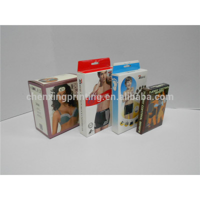 Custom Printed Underwear Paper Box Wholesale