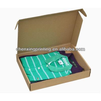 Biodegradable Kraft Paper Underwear Box