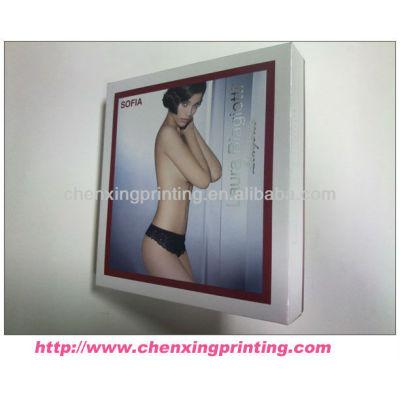 underwear paper box