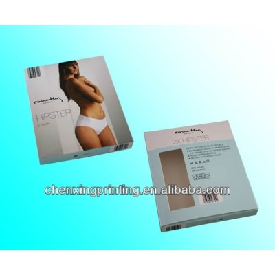 Underwear Packaging Boxes