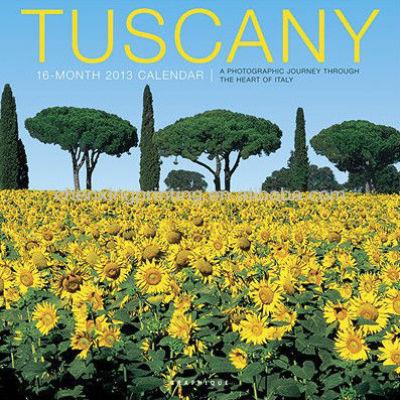 Tuscany 2013 Wall Calendar