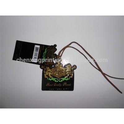China Garment Hang Tags Design