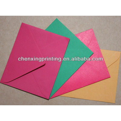 Hot selling eco-friendly kraft paper envelope with wholesale price