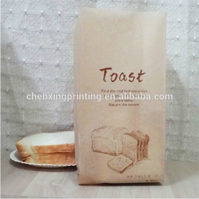 creative fashion top quality flour paper bag from shenzhen
