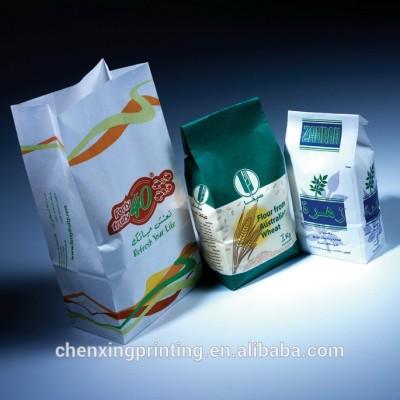 Paper Bags For Flour & Salt