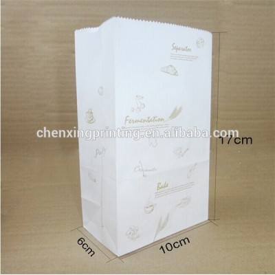 classical practical popular flour paper bag without window