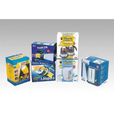 Custom Cardboard Promotional Retailing Package Box