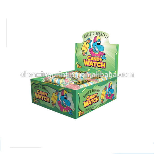 Corrugated Paper Display Paper Boxes with Printing
