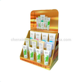 Counter Cardboard Retail Product Display Boxes