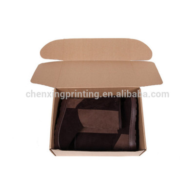 Cheap Price Custom Made Printed Cardboard Shoe Box Wholesale
