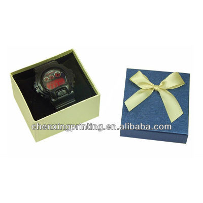 various style,different size, luxurious and colorful watch paper box