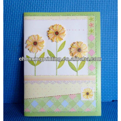 Sweety Paper Greeting Cards Accept Customize China Factory