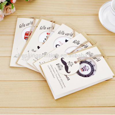 Hand Made Wholesale Greeting Cards Printing Manufactturer Cheap Price