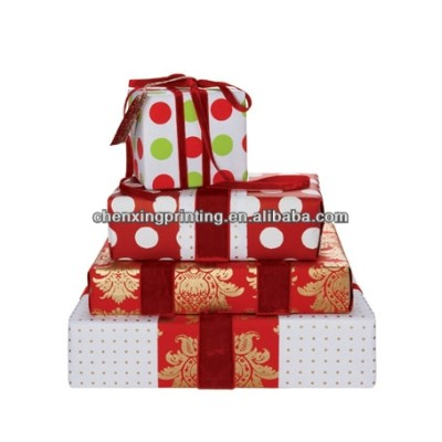 HOT SALE!!Western Gift Wrapping Paper With factory price