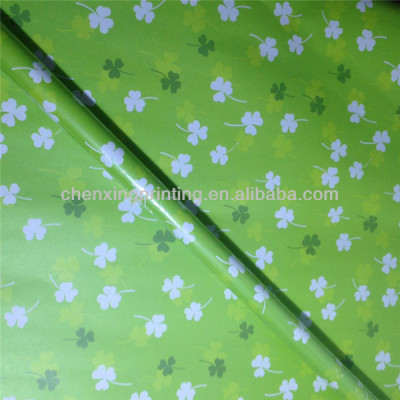 Custom Printed Gift Wrapping Paper Sheets Manufacturer