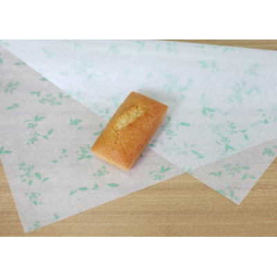 Printed Paper Wax Paper Packaging with Wholesale Price