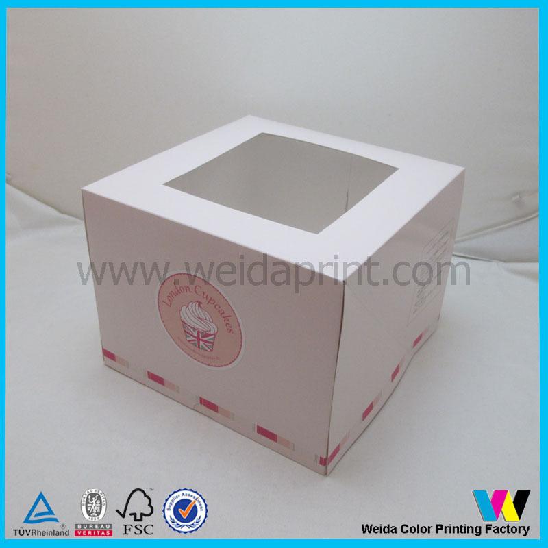 Eco friendly take away cardboard cake box buy cardboard for Eco boxes