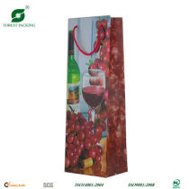 WINE CARRIER BAG PRINT FP472920