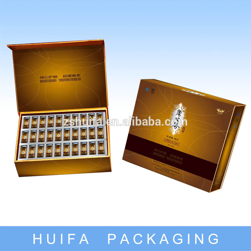 New style custom box recyclable wholesale with your own logo