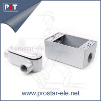 Aluminum Conduit Body and Weatherproof Box